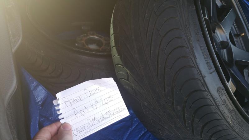 FS/WTT Varrstoen ES2's 17x9 +22 w/tires 20150411