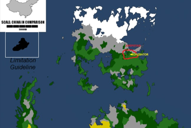 Global Federation Map V1.5 Apep10