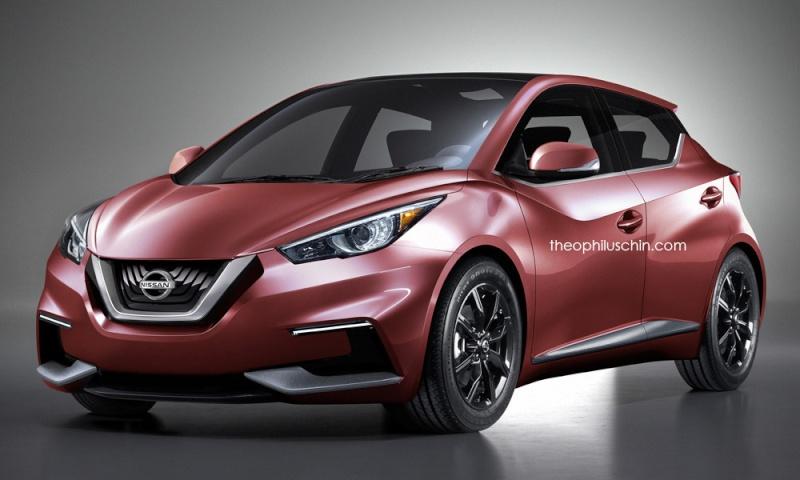 2016 - [Nissan] Micra 16656810