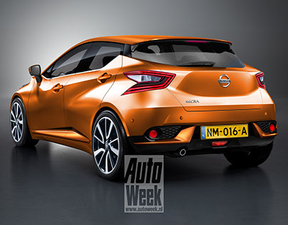 2016 - [Nissan] Micra 6bef5010