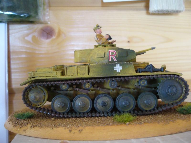 Pz.Kpfw. II Ausf. F/G - TAMIYA - 1/35 (voir photo page 3) - Page 2 Brush10
