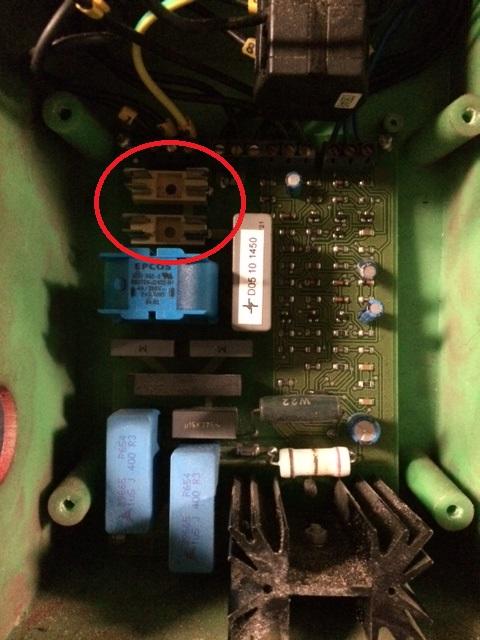panne rotwerk EDM 300 DS Img_0812