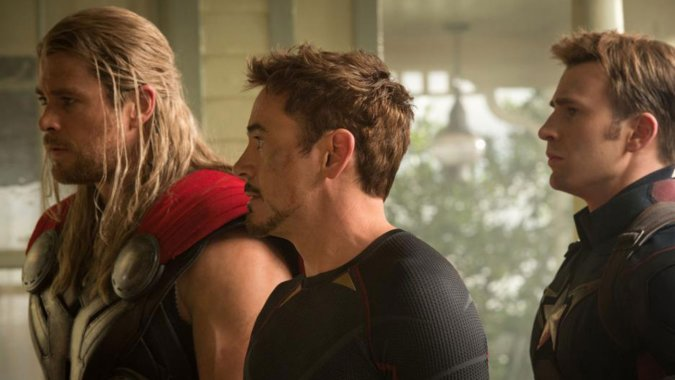 Avengers' Explodes Abroad, 'Furious 7' Hangs On to Top Spot in North America Avenge10
