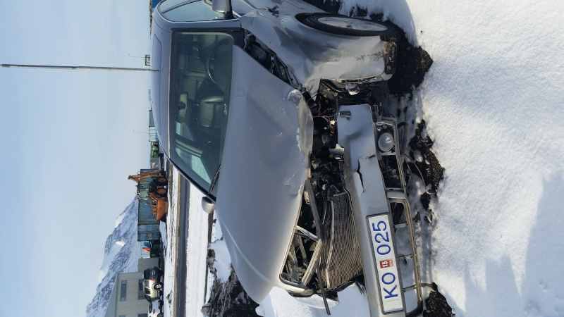 picture's of my car after the accident 20150312