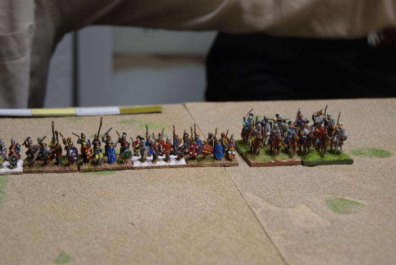 Romain Haut Empire versus germains Dsc02615