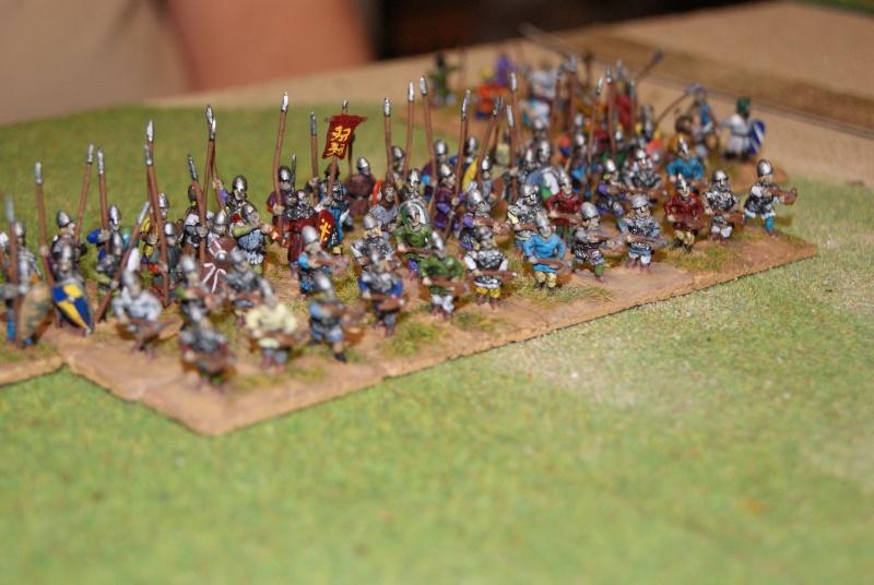 Art  de la Guerre ; Byzantins contres croisés Dsc02712