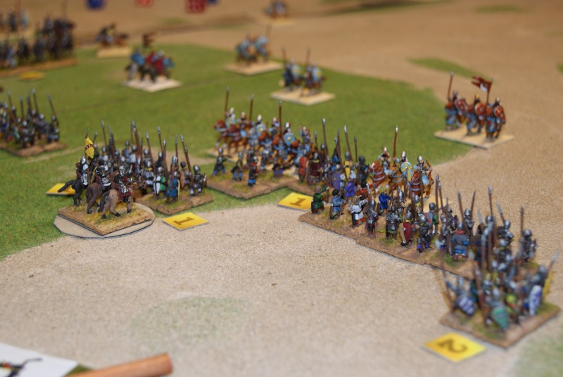 Art  de la Guerre ; Byzantins contres croisés Dsc02716
