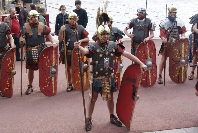troupe de reconstition romaine PAX AUGUSTA 03/05/2015 Dsc02823