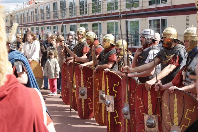 troupe de reconstition romaine PAX AUGUSTA 03/05/2015 Dsc02826