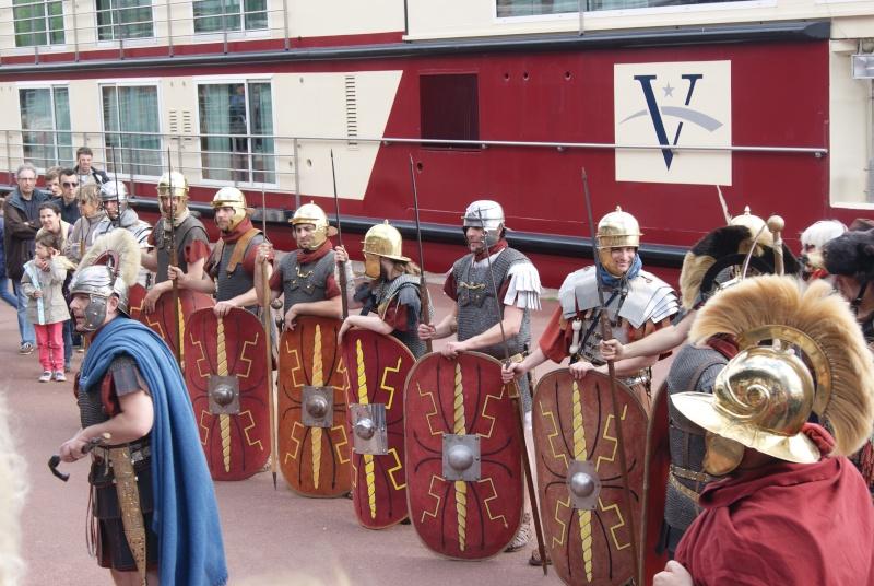 troupe de reconstition romaine PAX AUGUSTA 03/05/2015 Dsc02827