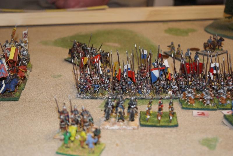 Bataille empire Serbe XIV eme siecle vs Suisses  XIV eme s 22/05/2015 Dsc02910