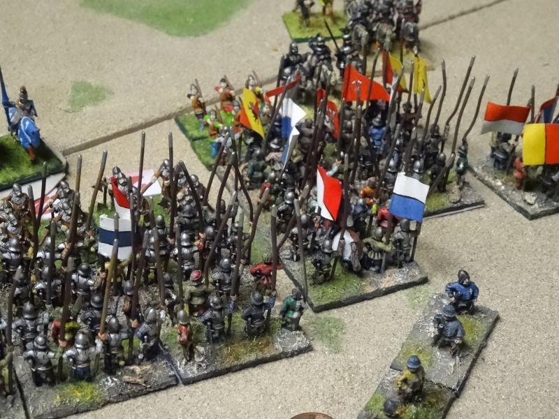 Bataille empire Serbe XIV eme siecle vs Suisses  XIV eme s 22/05/2015 Dsc03110