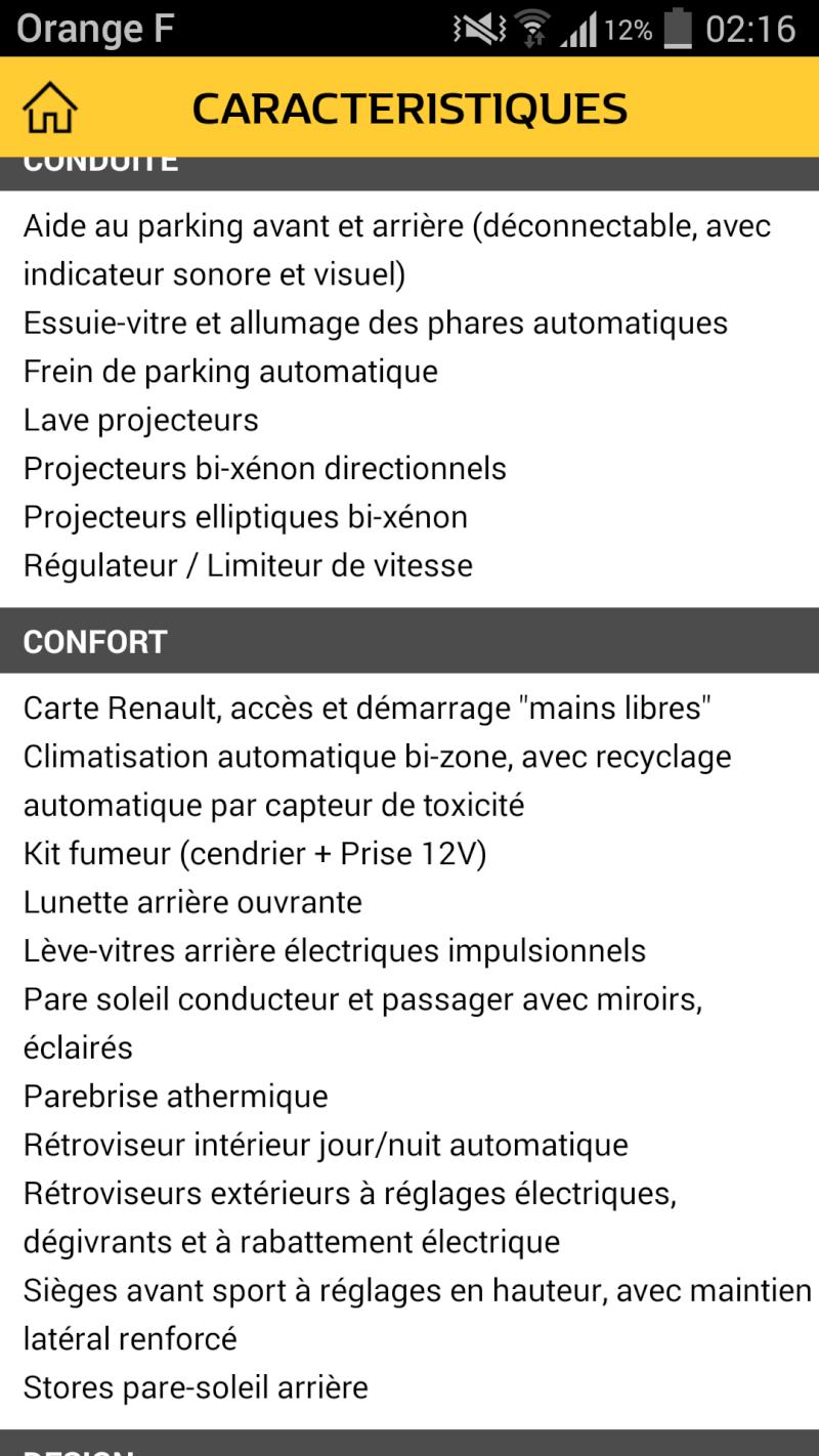 [avis] achat Laguna coupé 3.0 V6 DCI Initiale - Page 3 Screen11
