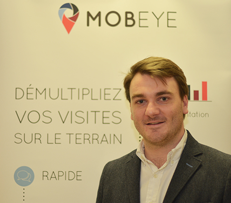 Interview de Monsieur Augustin RUDIGOZ, Président et Co-Fondateur de Mobeye Unname10