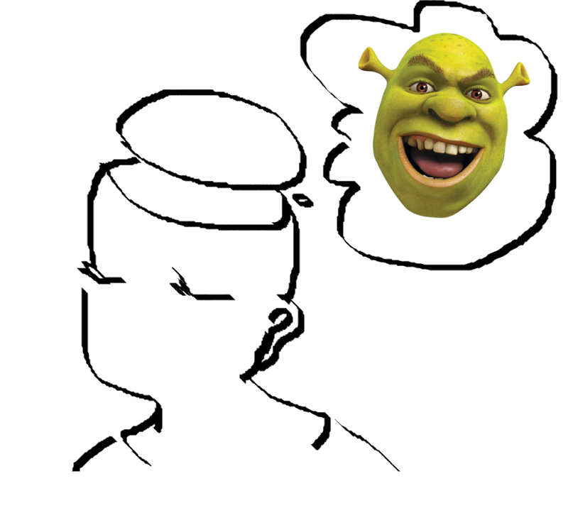 Comes from the Mind, the Body, the Soul...  Shrek_11