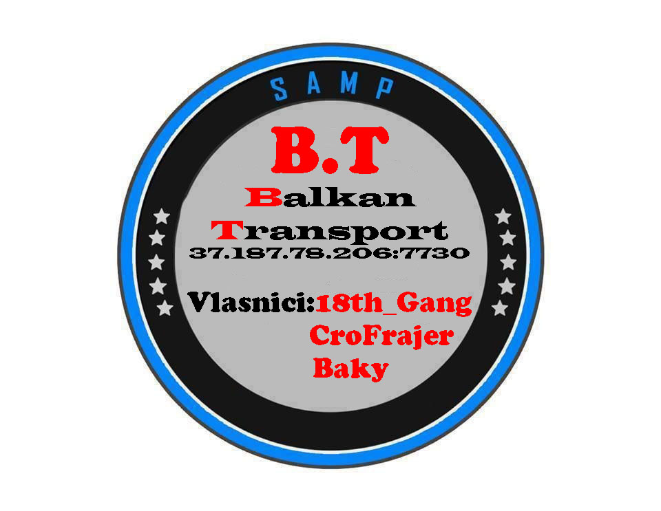 Balkan Transport  ip:37.187.78.206:7730