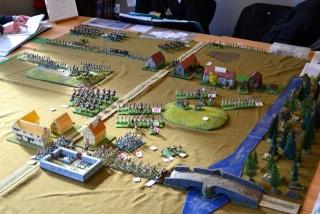 """Une autre approche de """"Wachau 1813"""" en ce 21 février 2015 à Valognes (21 février : date anniversaire de l'offensive allemande sur Verdun en 1916) Wachau11"""