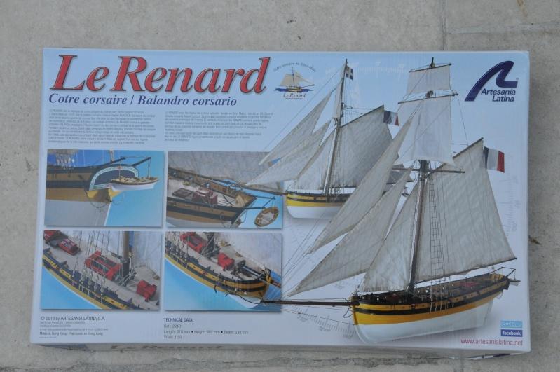 Le Renard 1/50 Artesania Latina Dsc_6911