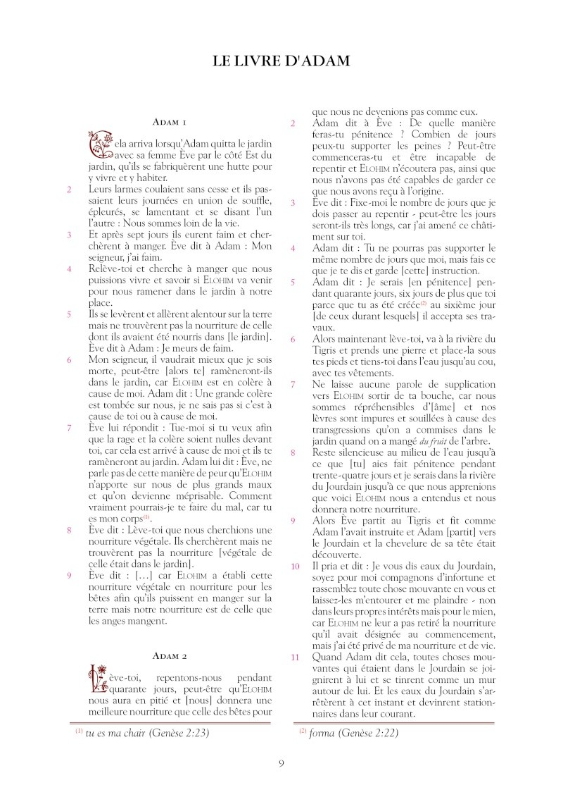 Le Livre d'Adam oublié de la Genèse - Page 3 Livre_21