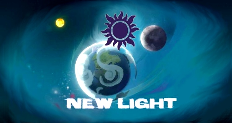 I - New Light - I