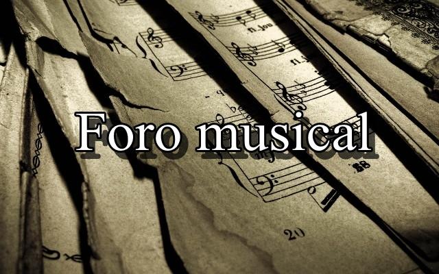 Foro musical