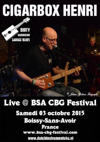 BSA CBG Festival 2015 à Boissy-sans-Avoir (78) le 3 octobre 2015 Cigarb10