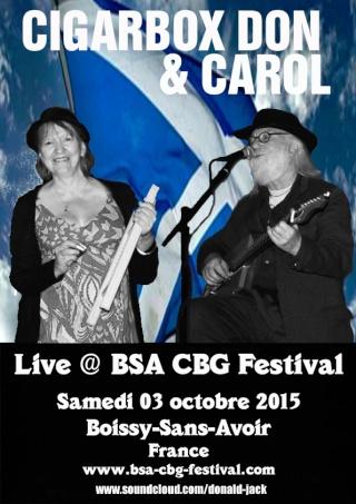 BSA CBG Festival 2015 à Boissy-sans-Avoir (78) le 3 octobre 2015 Cigarb12