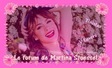 Le forum de Martina Stoessel