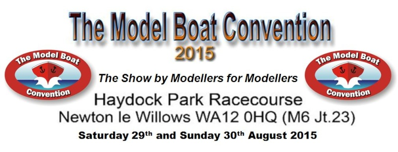 The Model Boat Convention 2015 Conven13