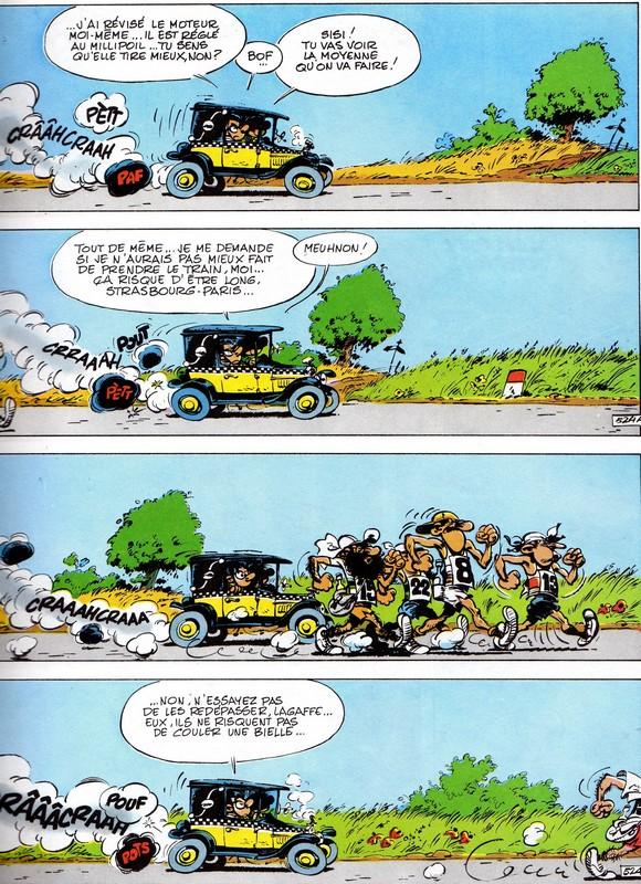Zoé II, 300 à 400 Km d'autonomie! - Page 6 Gaston19
