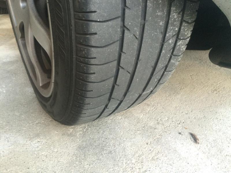 Cerchi Lotus + Gomme Bridgestone Img_5114