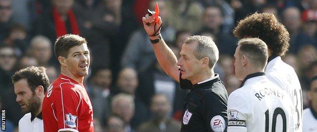 Steven Gerrard: Liverpool midfielder regrets not winning title _8298110
