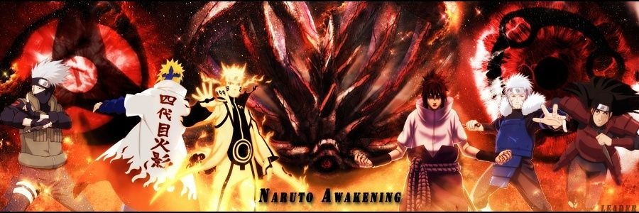 Naruto: Revolution