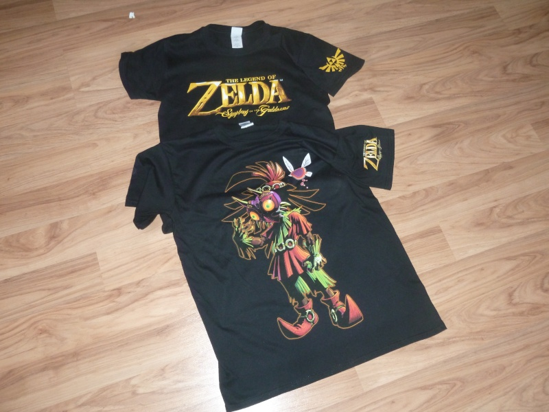 Ma collection sur zelda ^^ P1050714