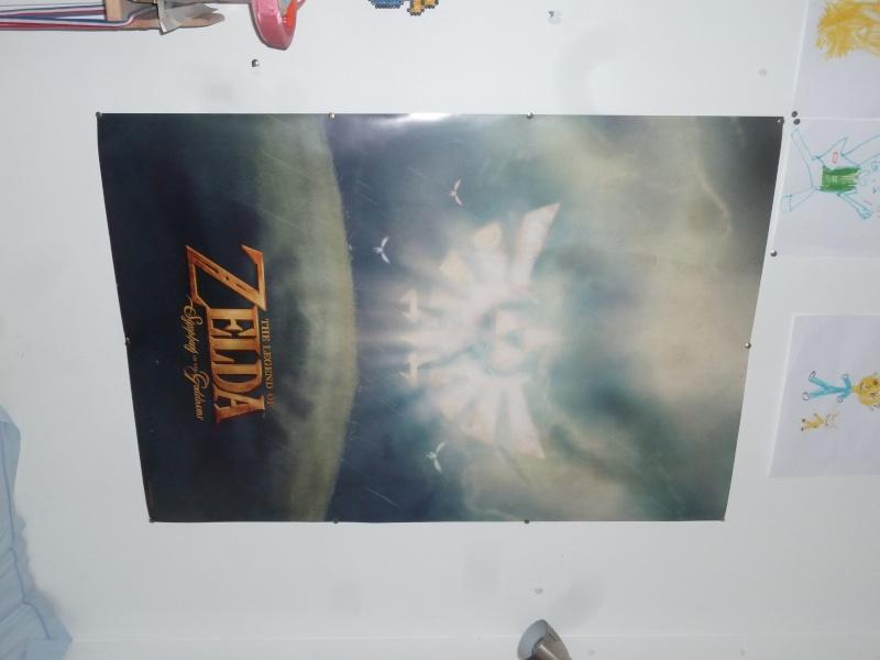 Ma collection sur zelda ^^ P1050716