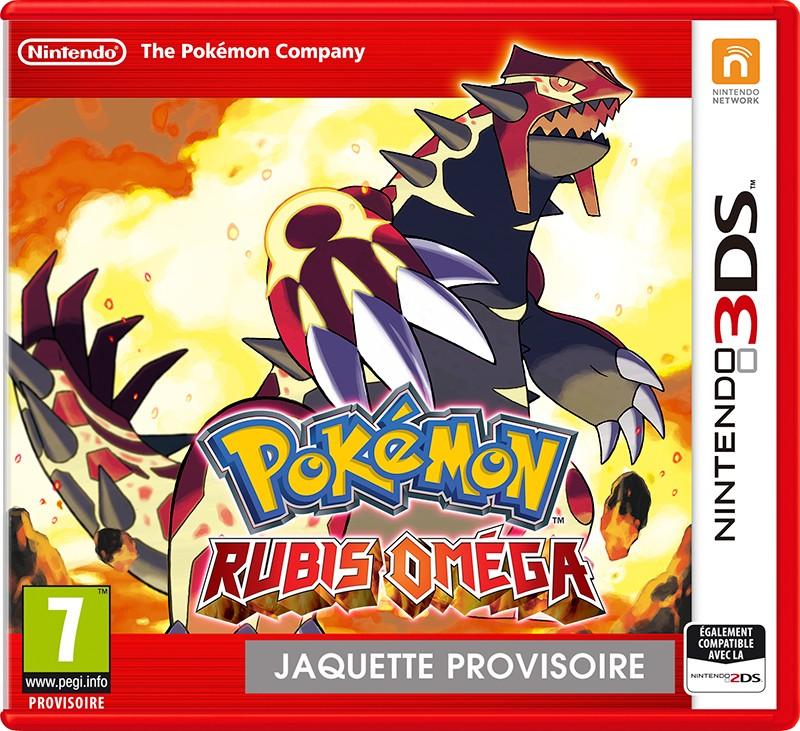 Pokémon saphir Alpha et Rubis  Rubis-10