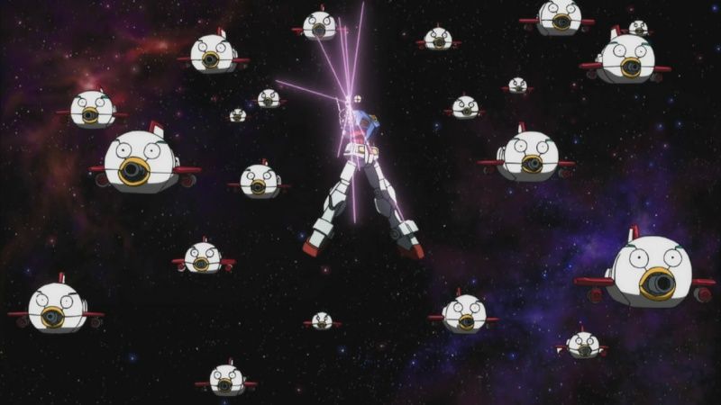 Le jeu du crossover Gintam10