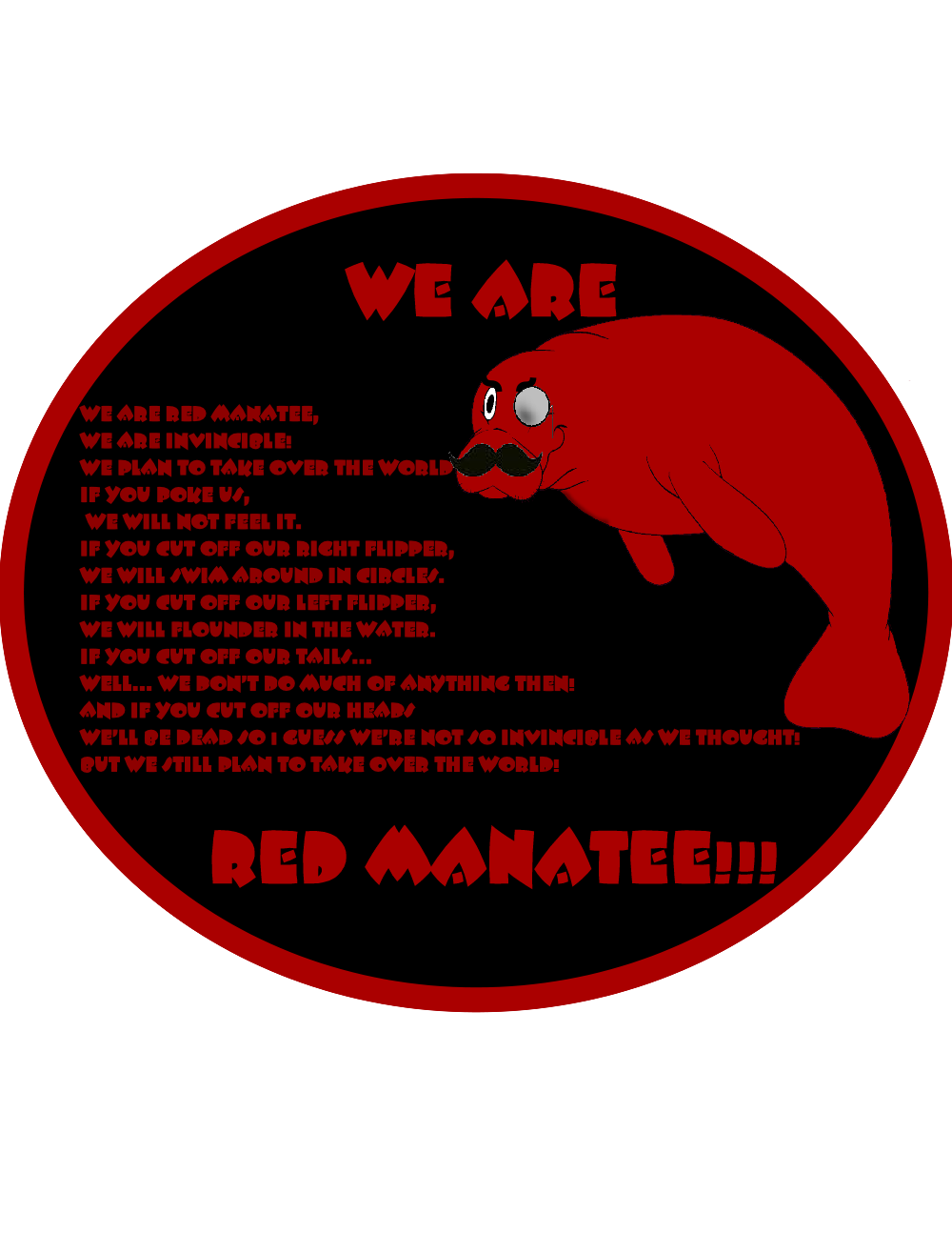 Red Manatee