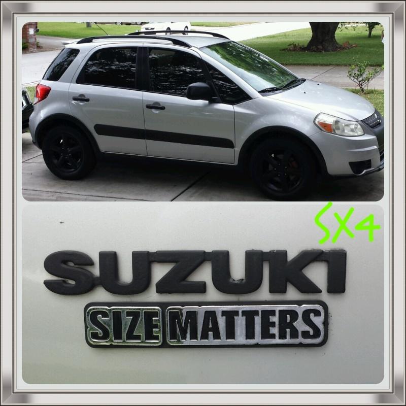 2007 Suzuki Sx4 Hatch! 20140811