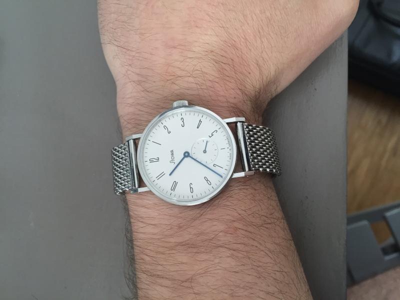 stowa - Changer le bracelet d'une montre Stowa KS Img_0011