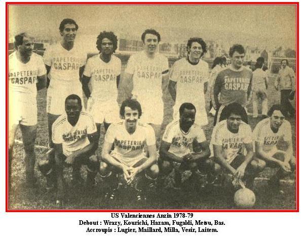 PHOTOS DE JOUEURS DE LEGENDE DU VAFC 1978-710