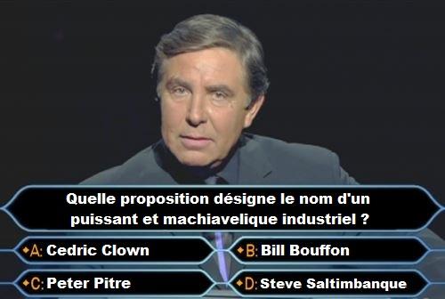 Qui veut gagner des millions ? [Version avec images] - Page 2 Questi29