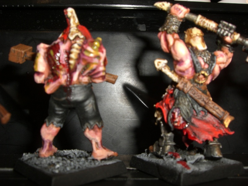 First Post. Lets go with... Plague Cart WIP Brutes11