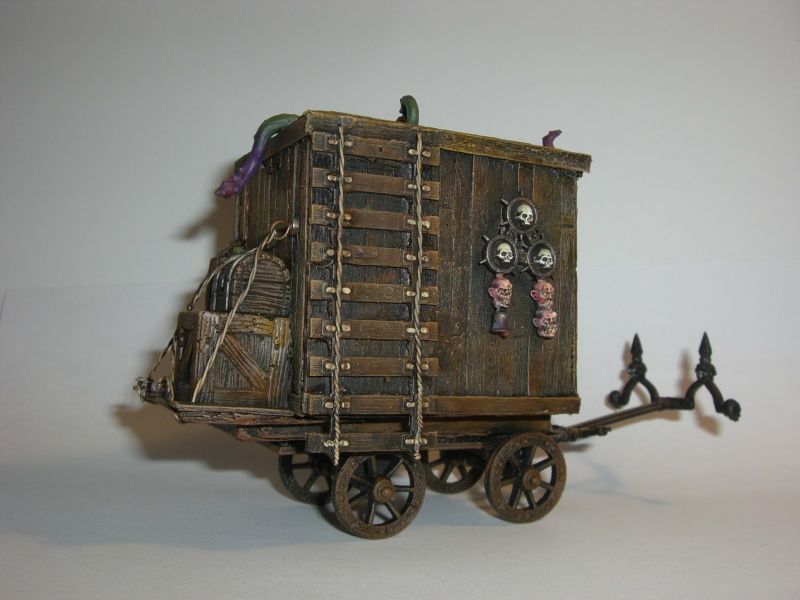 First Post. Lets go with... Plague Cart WIP Pc110