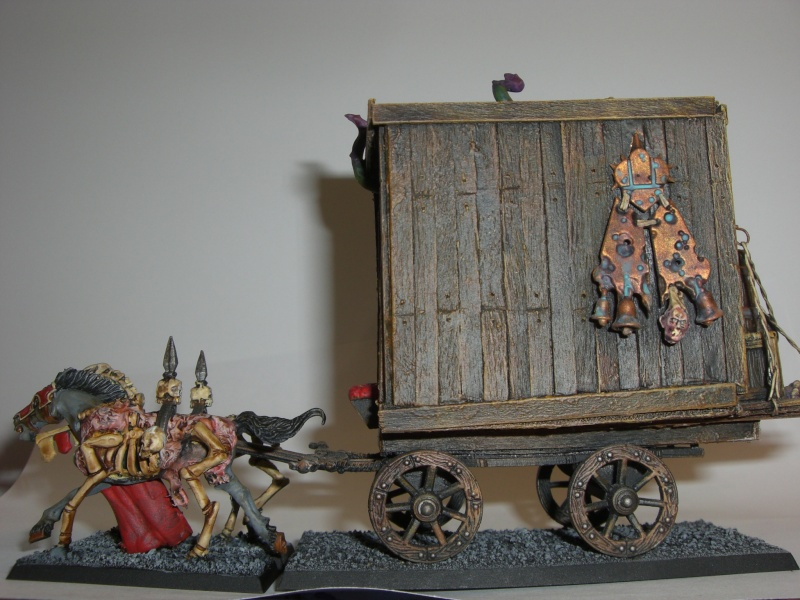 First Post. Lets go with... Plague Cart WIP Pc310