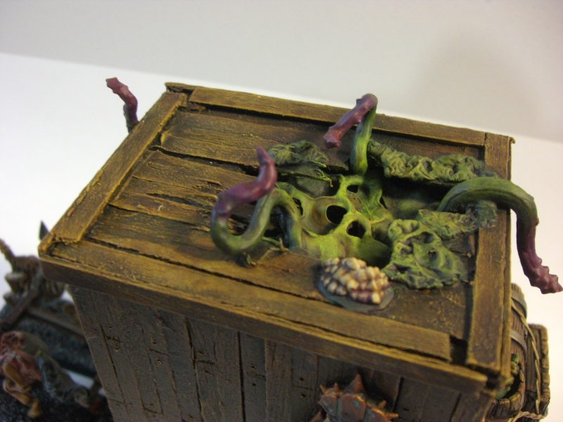 First Post. Lets go with... Plague Cart WIP Pc410