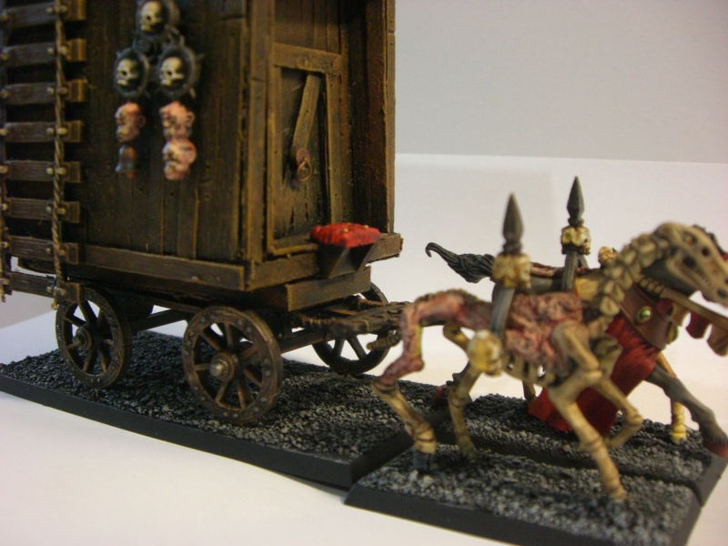 First Post. Lets go with... Plague Cart WIP Pc510