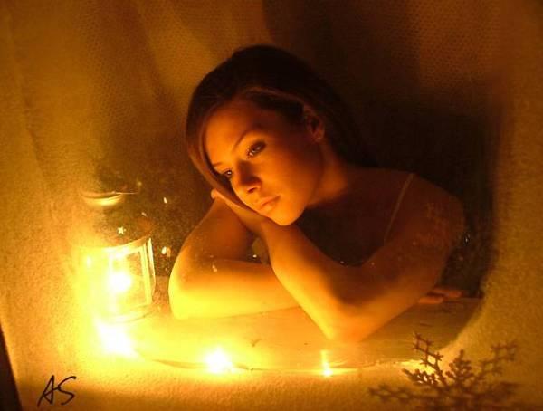 Магия свечей. Ритуал «Ритм жизни»  Omyq910