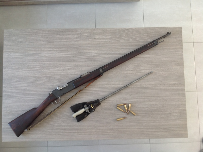 Lebel Manufacture d'Armes de Tulles, mai 1915 Img_2010