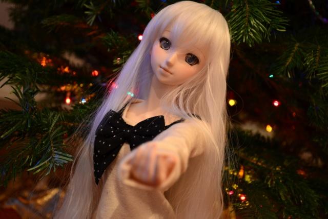 [Volks Dollfie Dream Alna Magic White] Manako Dsc_2610